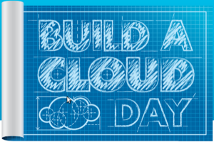 build a cloud logo