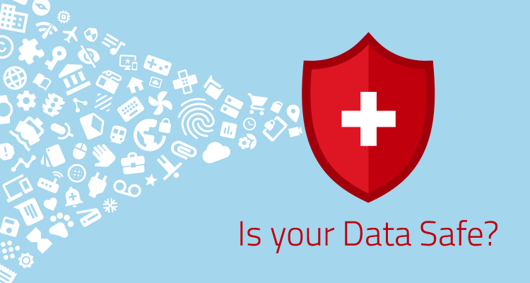 Is the data of your company protected by law?