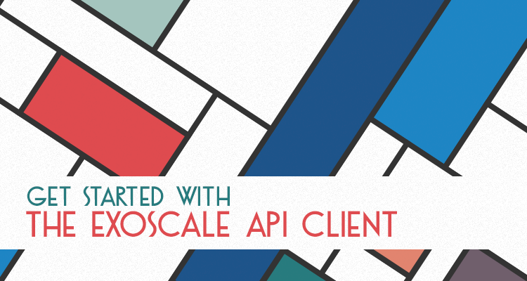 The building blocks you need to get started with our API
