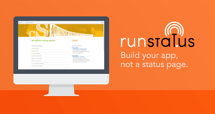 Announcing Runstatus: a hosted status page for your apps