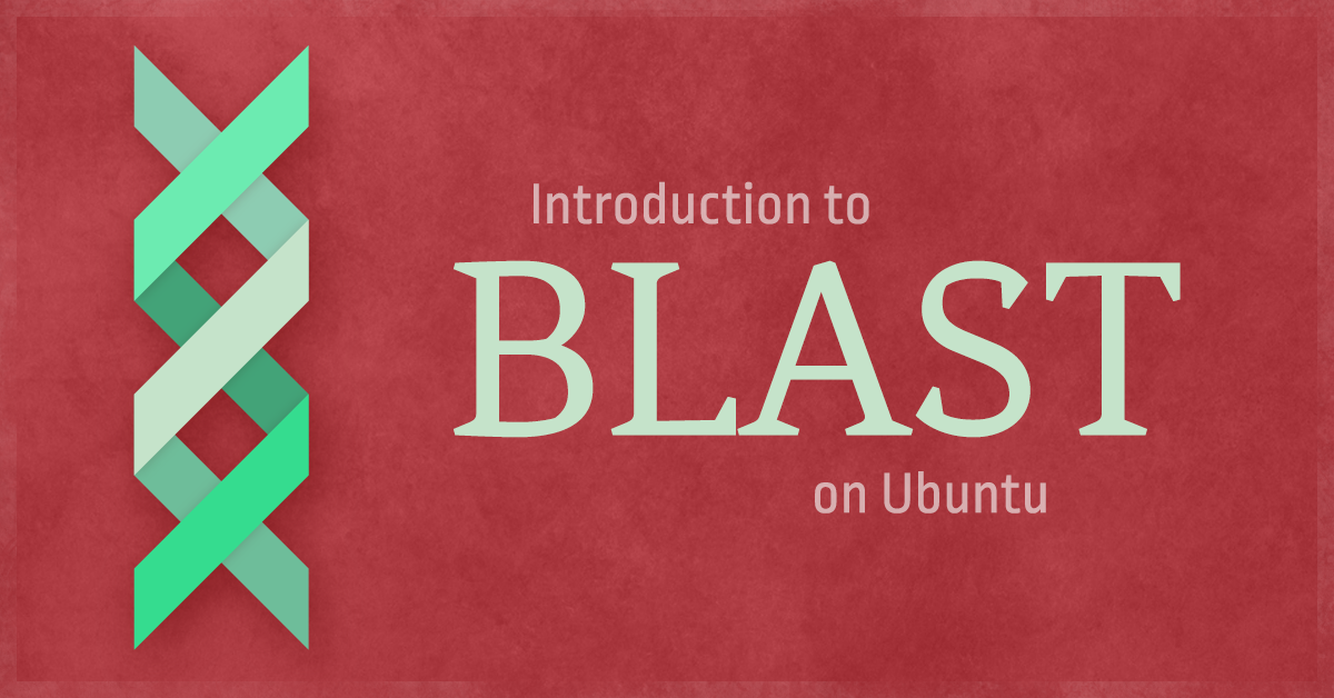 Introduction to BLAST on Ubuntu