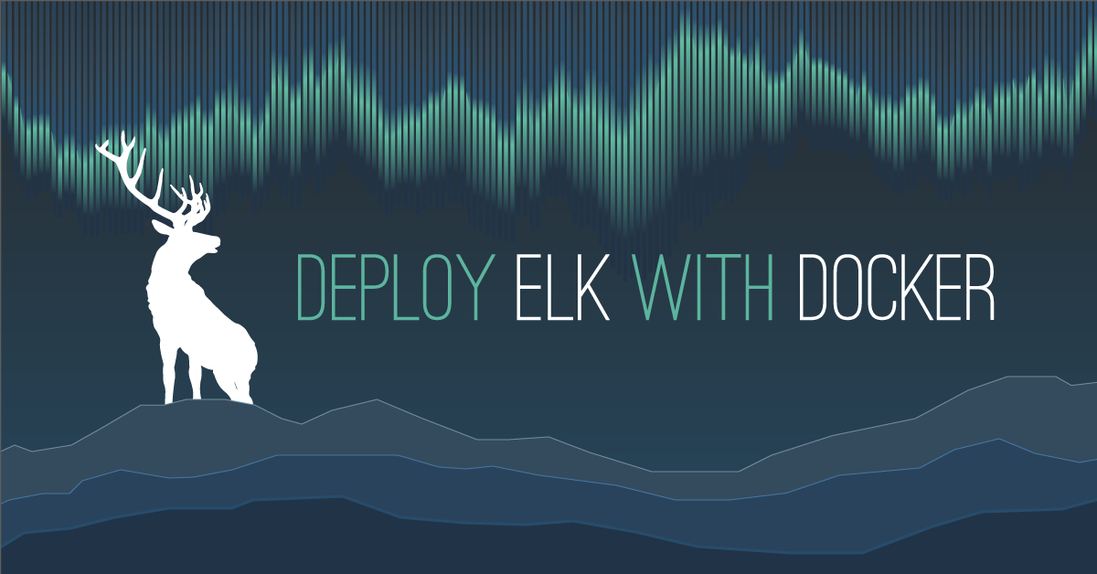 Deploy ELK with Docker
