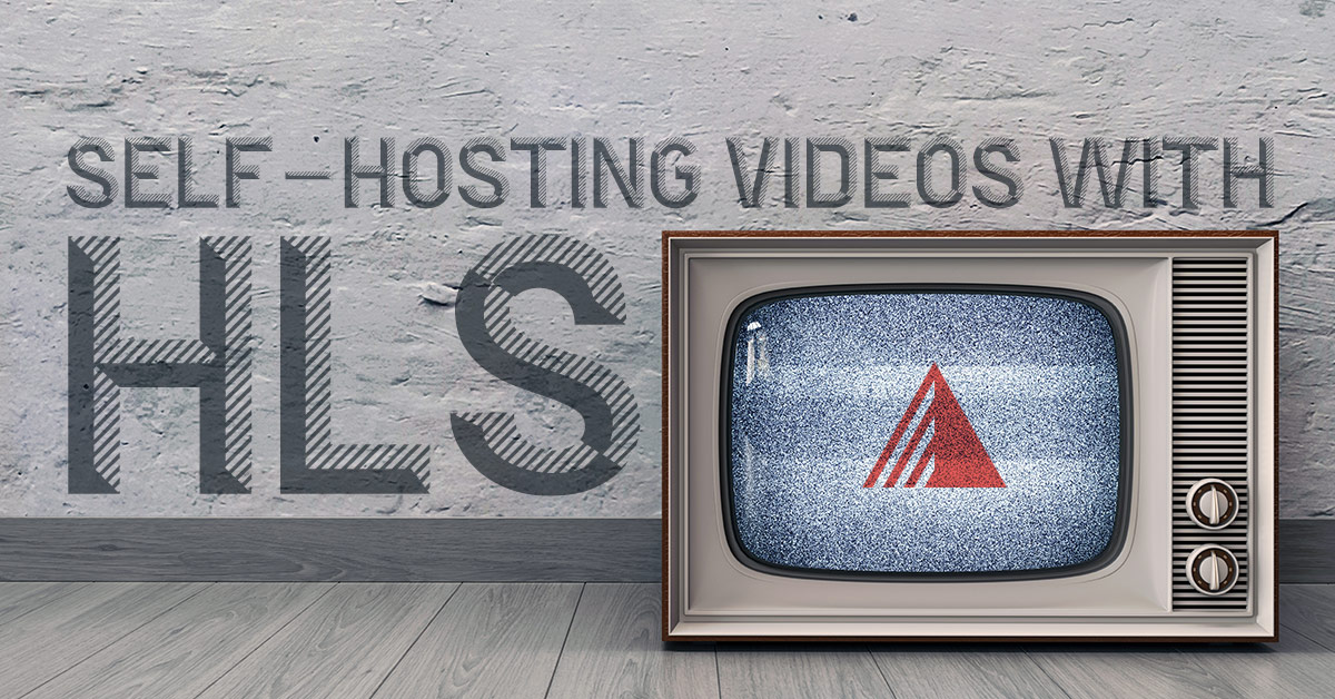 Self-hosting videos with HLS | Exoscale Guide