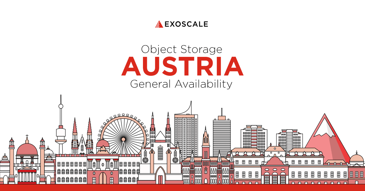 Object Storage in Austria