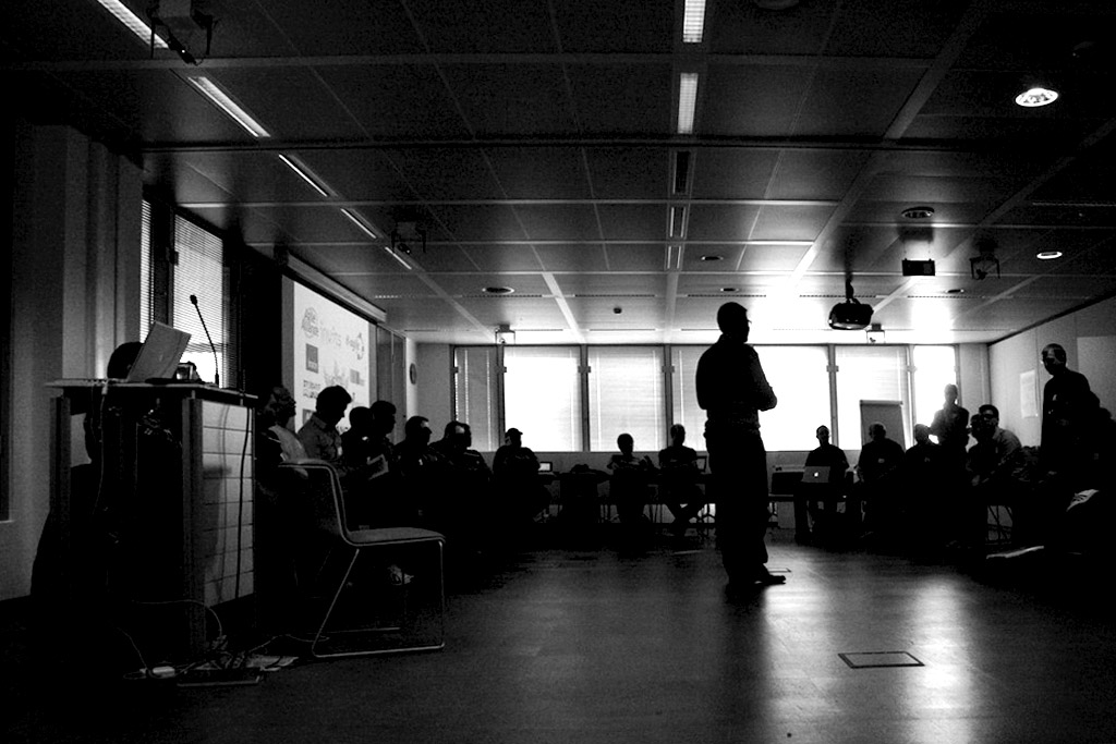 The first devOps Days edition, Ghent 2009