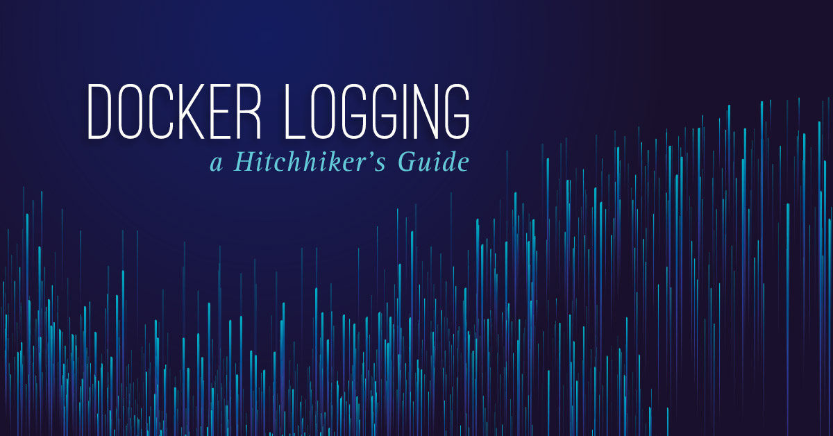 Docker Logging Options
