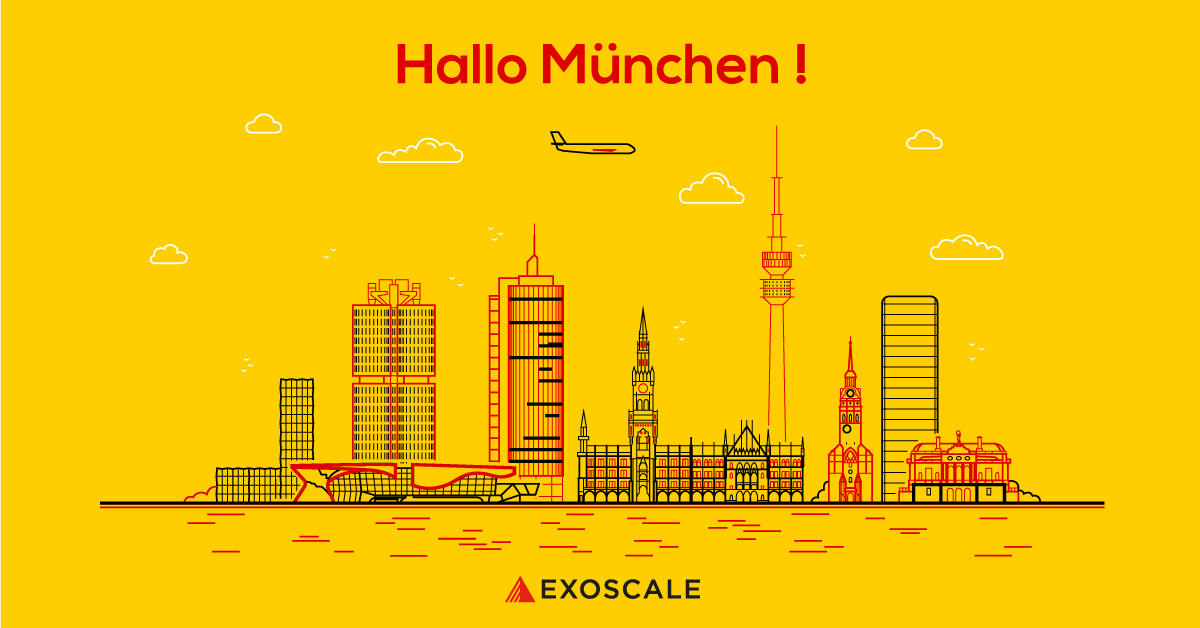 Exoscale brings its IaaS offering to Munich