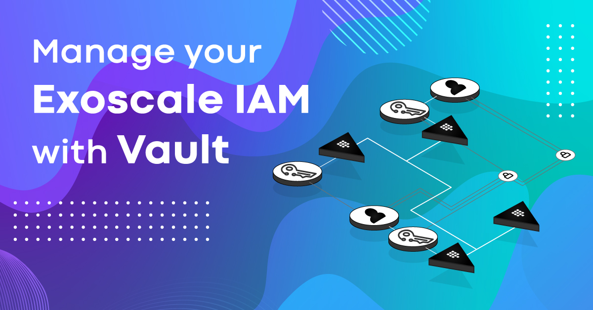 Easily manage your IAM keys with Vault